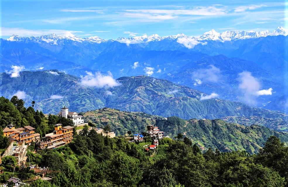Знайомство з Непалом