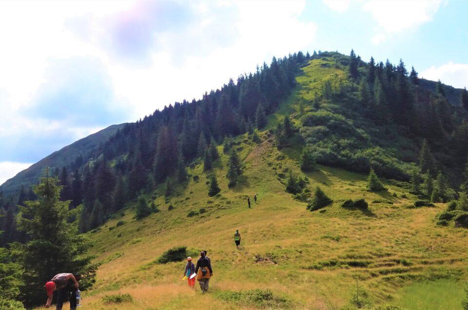 Фізичні тренування перед походом в гори.