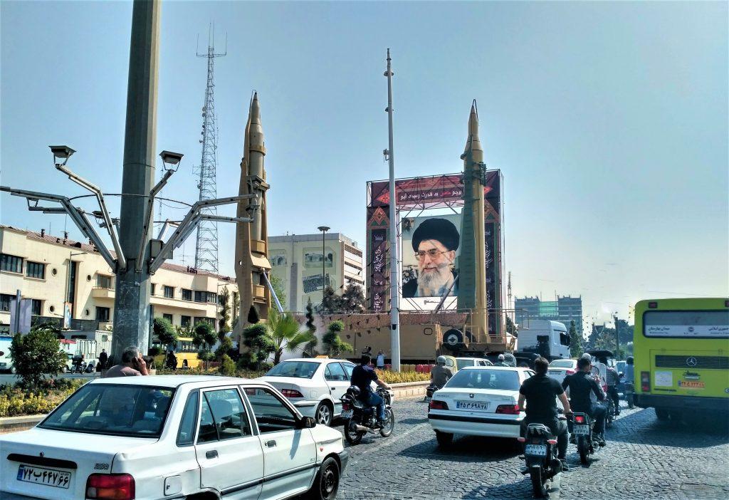 ВелоІран. Ровером на вулкан, або з Тегерану до Демавенду.